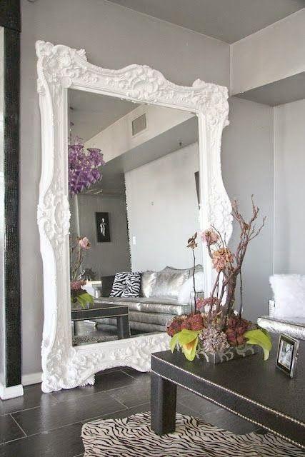 Pin di Linda su Living Rooms | Specchi da terra, Specchi e ...
