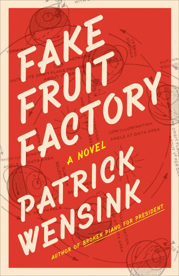 Fake Fruit Factory By Patrick Wensik