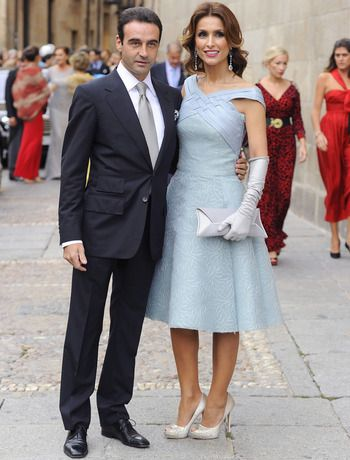 Paloma Cuevas boda