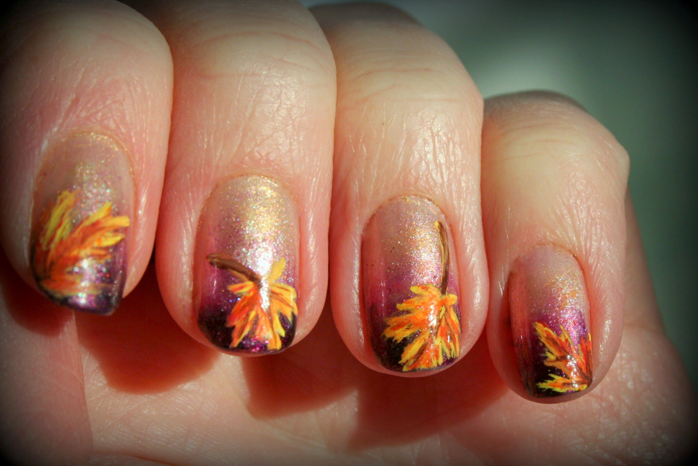 Thanksgiving Turkey Nail Design 2014 Imga29d06c55ffb4ff50 Nail