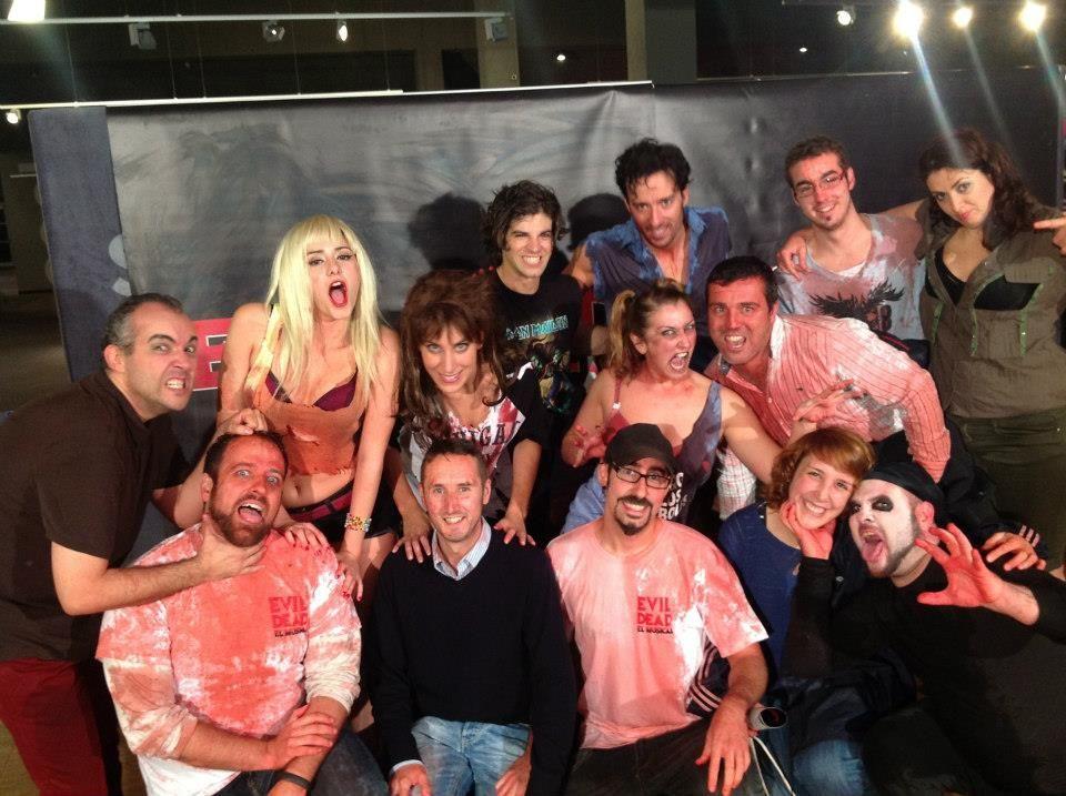 Musical zombies mecenas con reparto de evil dead el for Sala 8 kinepolis