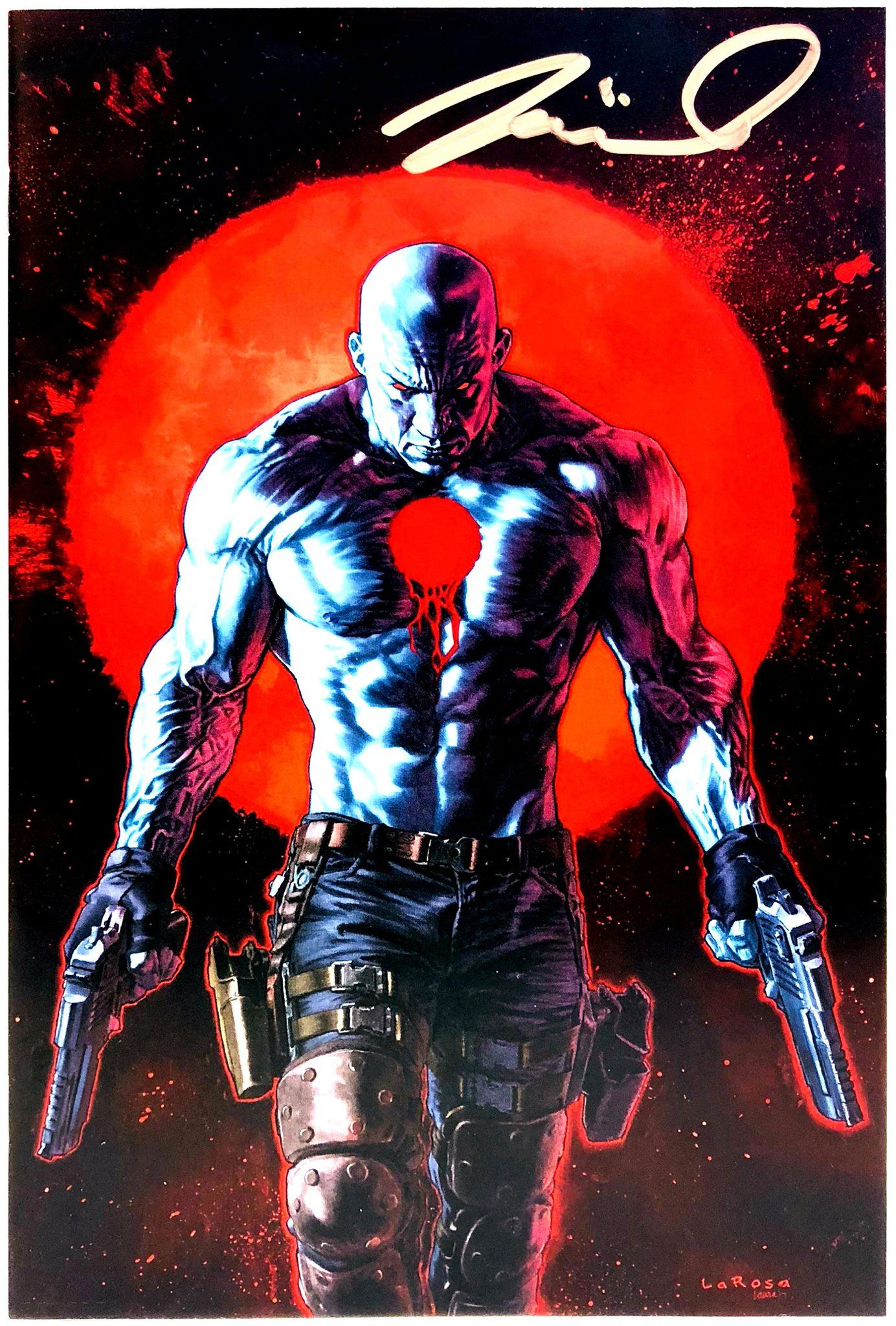 bloodshot - HD 1384×2048