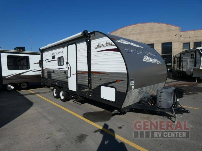 2013 Forest River Cherokee Grey Wolf 18rb For Sale Salt Lake