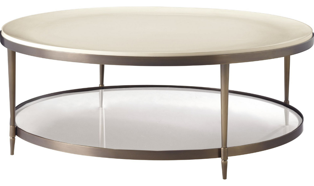 Oberon Cocktail Table By Barbara Barry Ba3651 Baker Furniture