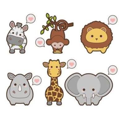 Resultado de imagen para dibujos para colorear de animalitos de la ...
