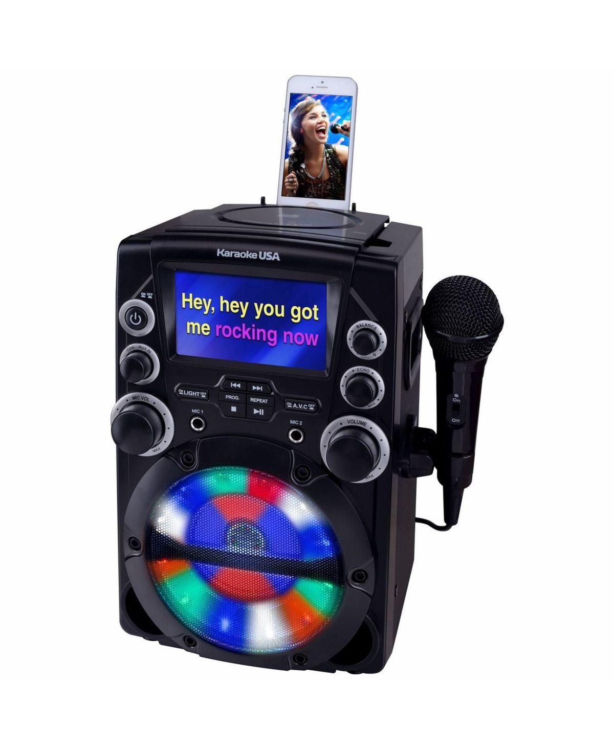 Karaoke USA CDG Karaoke System with 4.3 #karaokesystem