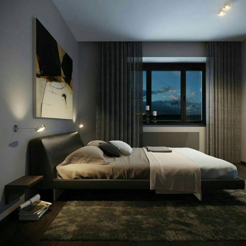 Pin By Ana Clarice Rios On Bedrooms Modern Bedroom Interior