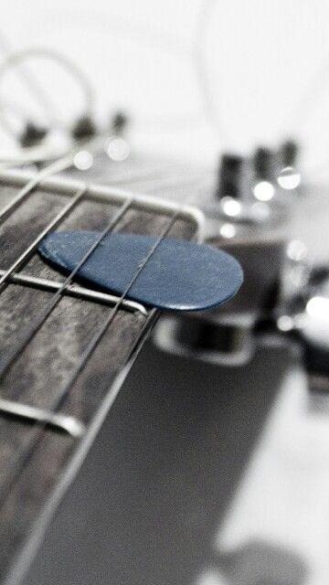 Phone Wallpaper Guitarra Tumblr Fotografía Guitarra Y