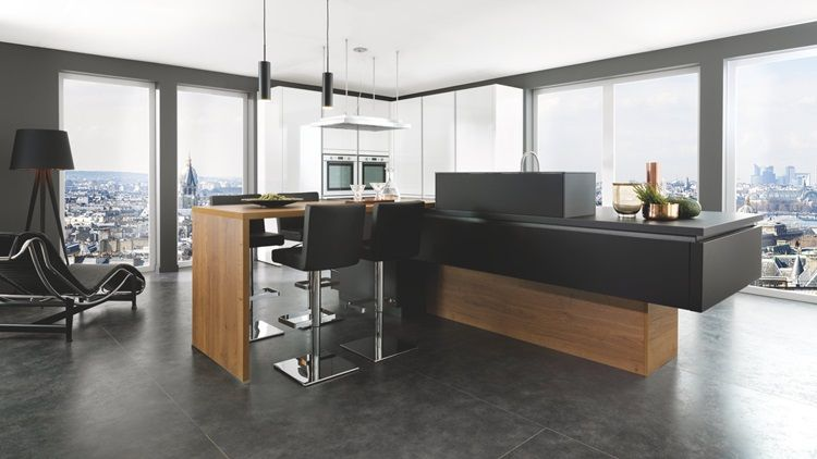 Bespoke Designer Kitchen Capital Elegance Wood Island Schmidt Dizajn Interera Kuhni Dizajn Kuhon Dizajn Kuhni