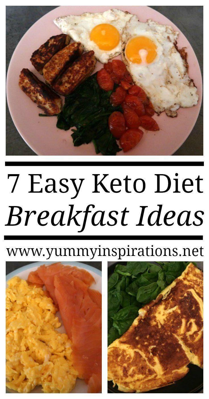 7 Keto Diet Breakfast Ideas Easy Low Carb Ketogenic Diet Friendly Quick Breakfast Recip Ketogenic Diet Breakfast Diet Breakfast Recipes Keto Diet Breakfast
