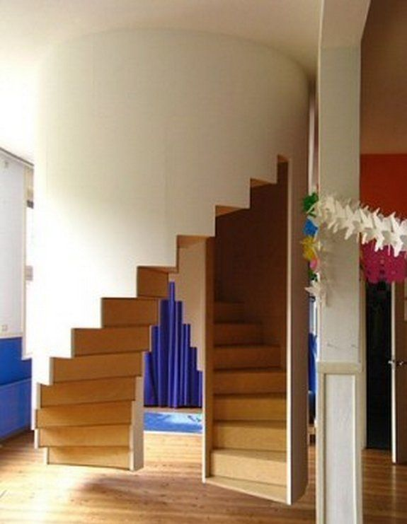 Best Weird And Unusual Stairs Are My Favorite Double Hanging Staircase Staircase Design Beautiful 400 x 300
