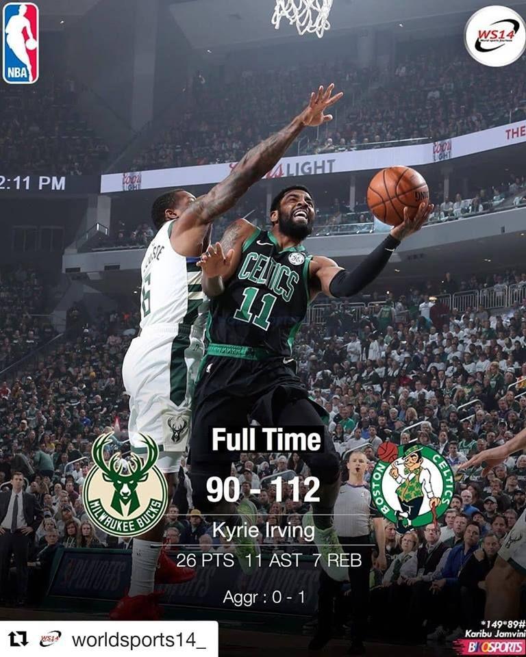 Boston Celtics wanashinda Game 1 ya Semi Finals Eastern