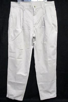 30a34b5bdce Timber Creek By Wrangler Men's Perfect Fit Khakis 100% Cotton Pleated 36 x  32