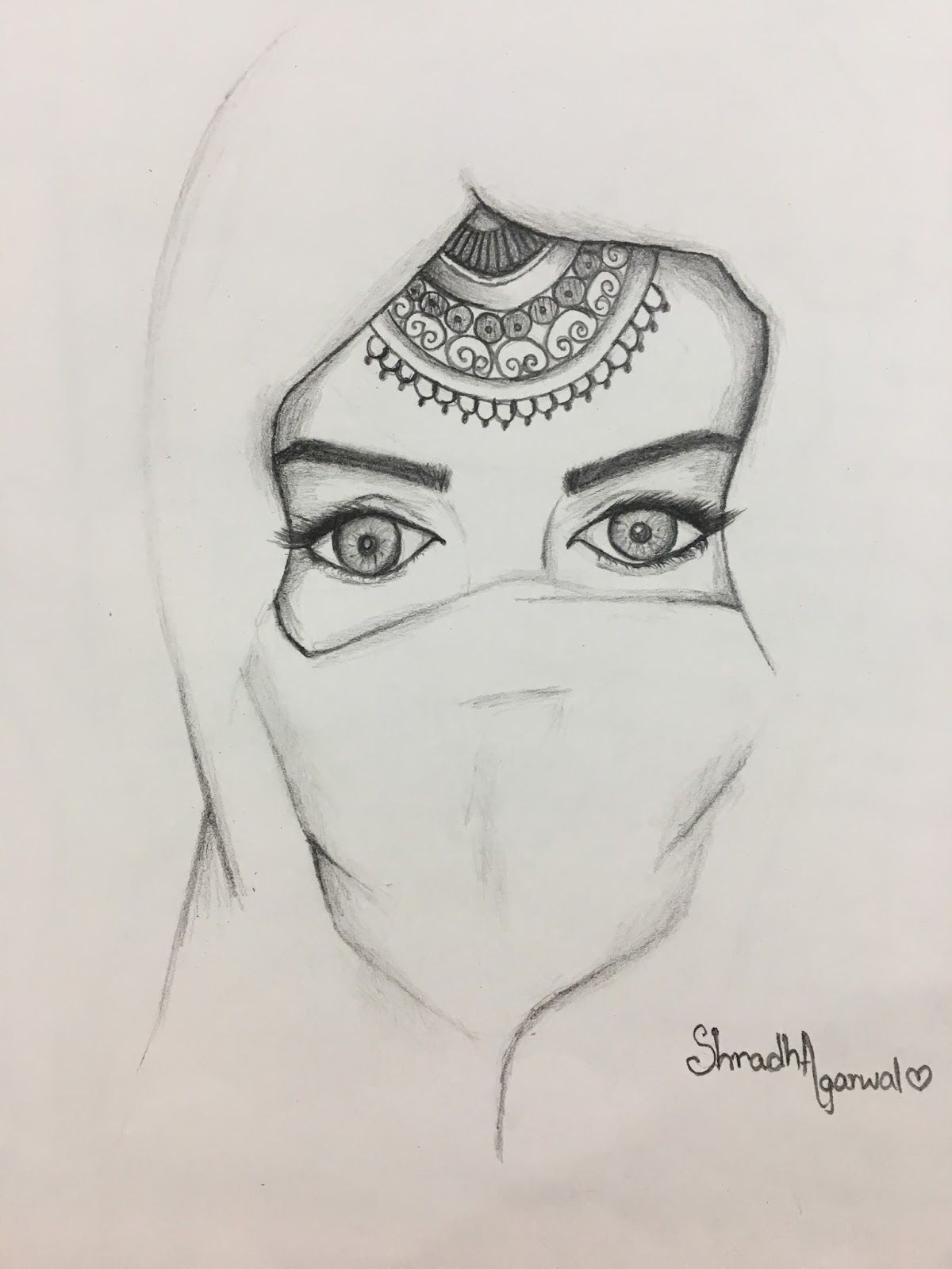Image result for pencil drawing eid