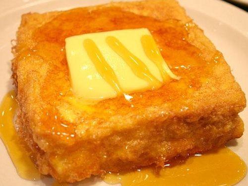 Hong Kong Food - 西多士 - Hong Kong Style French Toast