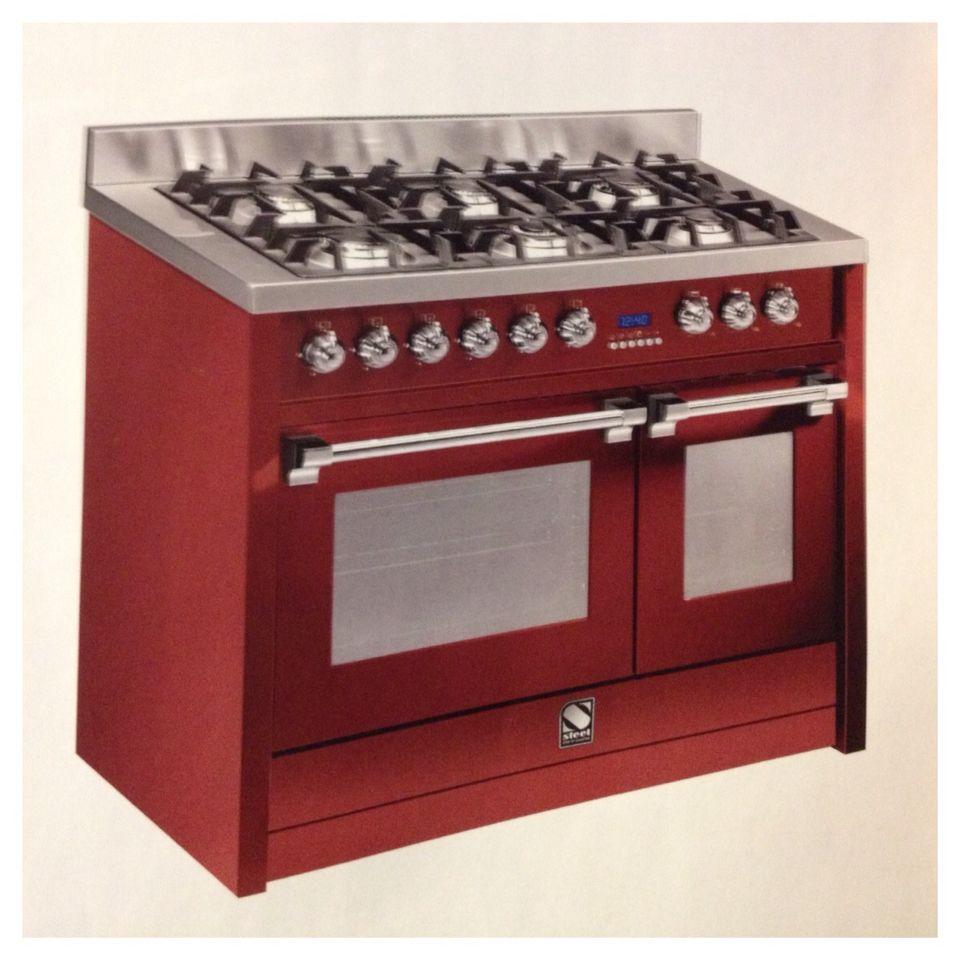 Uncategorized Kitchen Appliances Derby kuchnia steel z lini derby 100x60 d10ff 6 kuchnie derby