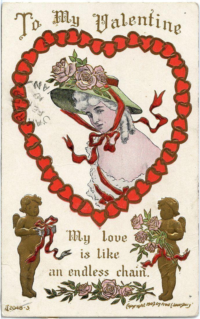 Happy Valentines   Collectors Weekly