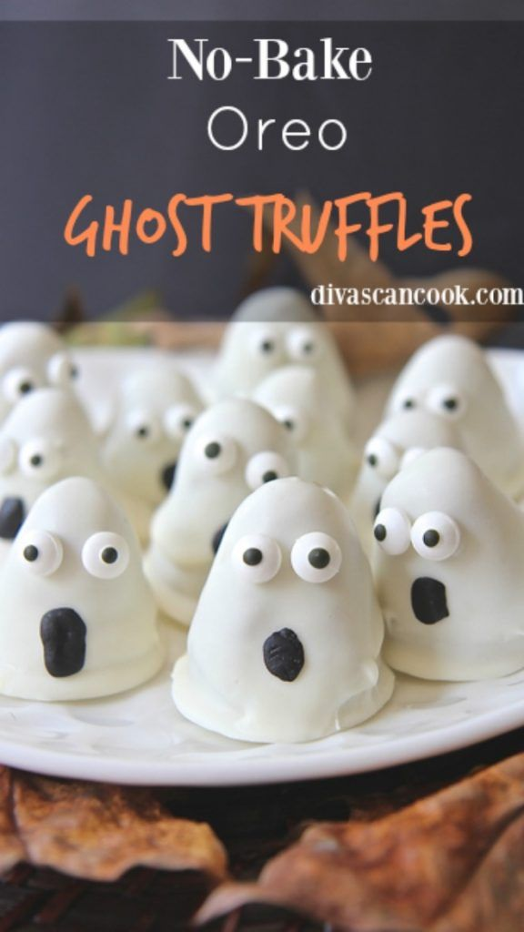 easy-halloween-oreo-ghost-truffles-recipes
