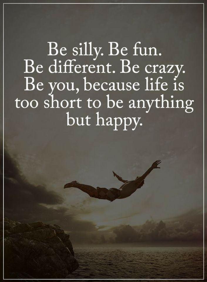 Quotes About Being Crazy : quotes, about, being, crazy, Yourself, Quotes, Silly, Different., Crazy., Because, Short, Anything, Quotes,, Crazy
