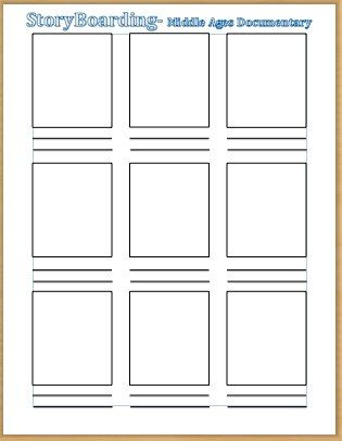 Storyboarding Storytelling Pinterest Digital literacy, 21st - digital storyboard templates
