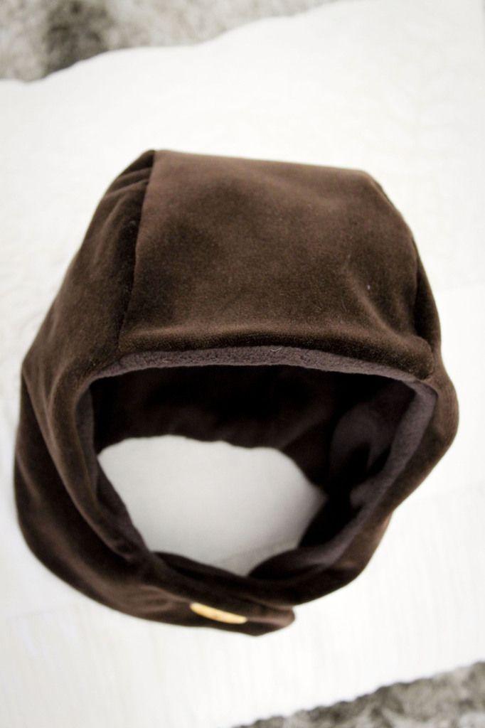 Petit bonnet rétro style aviateur pour bébé  Tuto   GREEN G   Bonnet ... 26ba70d86c4