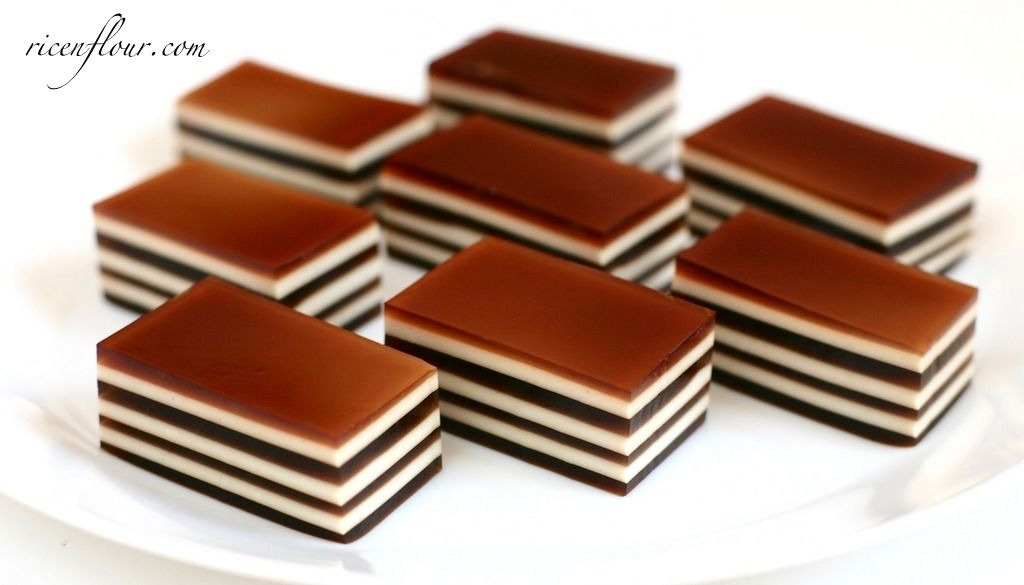 Coffee Jelly Agar