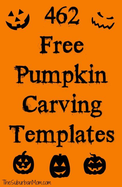 free pumpkin carving templates stencils - Carving Templates Halloween Pumpkin