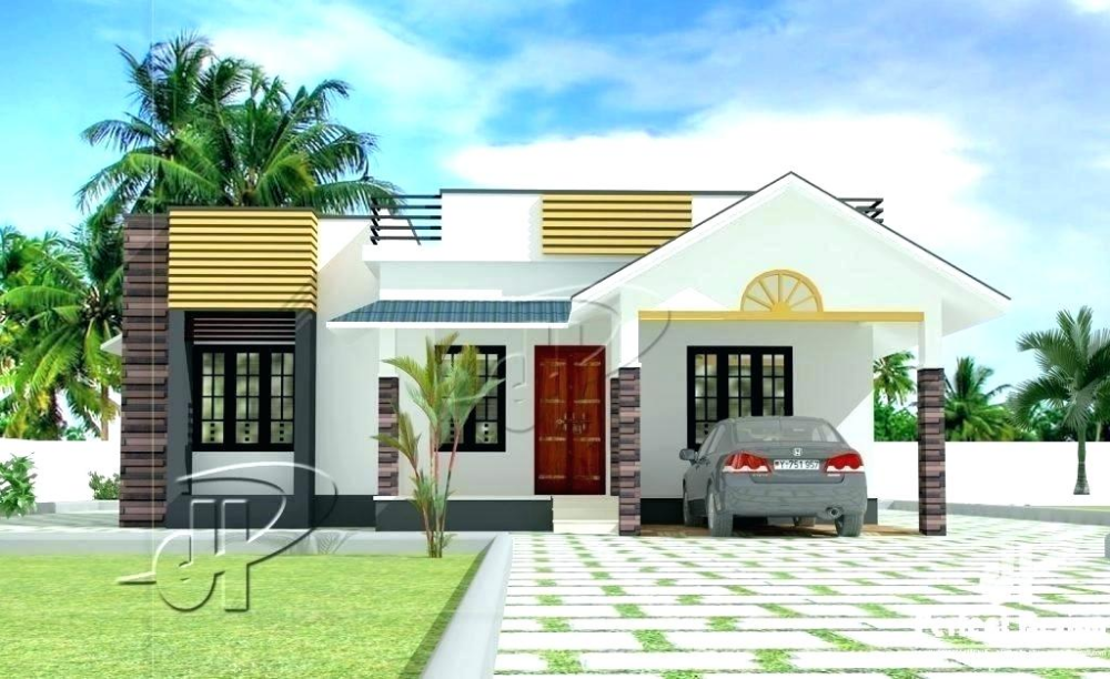 Single Floor Home Plan One Floor House Plans Picture House Small Single Floor House Plans Modern Bungalow House Single Floor House Design Bungalow House Plans