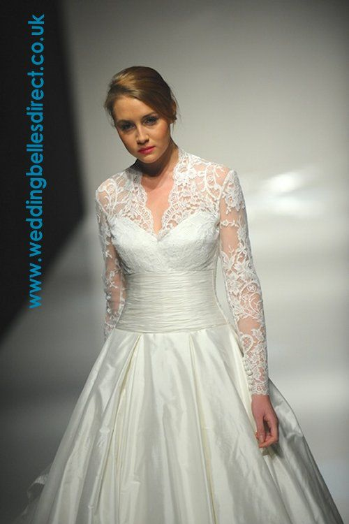 Gorgeous Wedding Dress Alan Hannah Vienna Available At Sam Bridalwear Plymouth