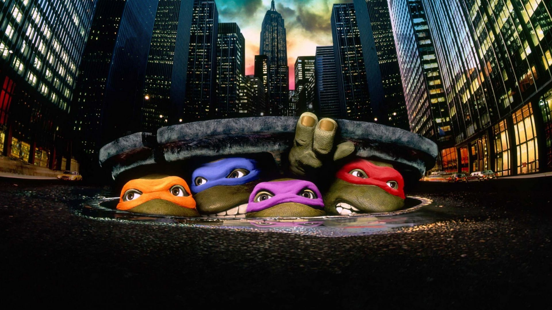 Full Hd 1080p Teenage Mutant Ninja Turtles Wallpapers Hd Desktop