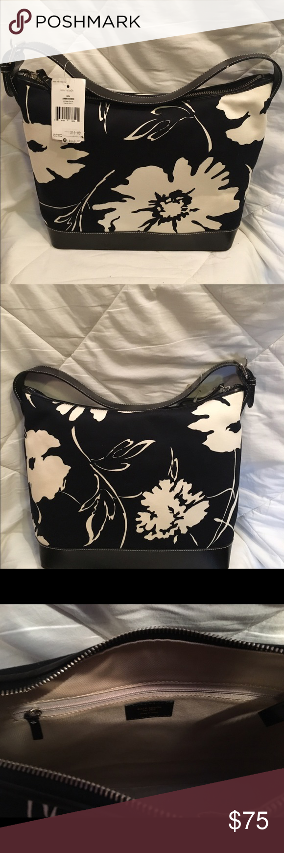 Vintage Kate Spade handbag Vintage Kate Spade hand bag - excellent condition. authentic kate spade Bags Satchels