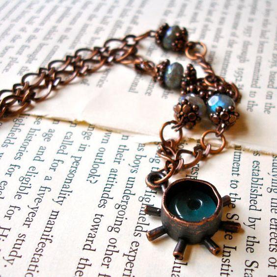 Ironborn Promise Necklace, Elegant Ironborn