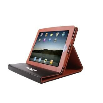 Leatherette ipad case has kick stand to make item stand upright leatherette ipad case has kick stand to make item stand upright includes inside pockets to hold business cards item fits ipad 1 and ipad item is available reheart Choice Image