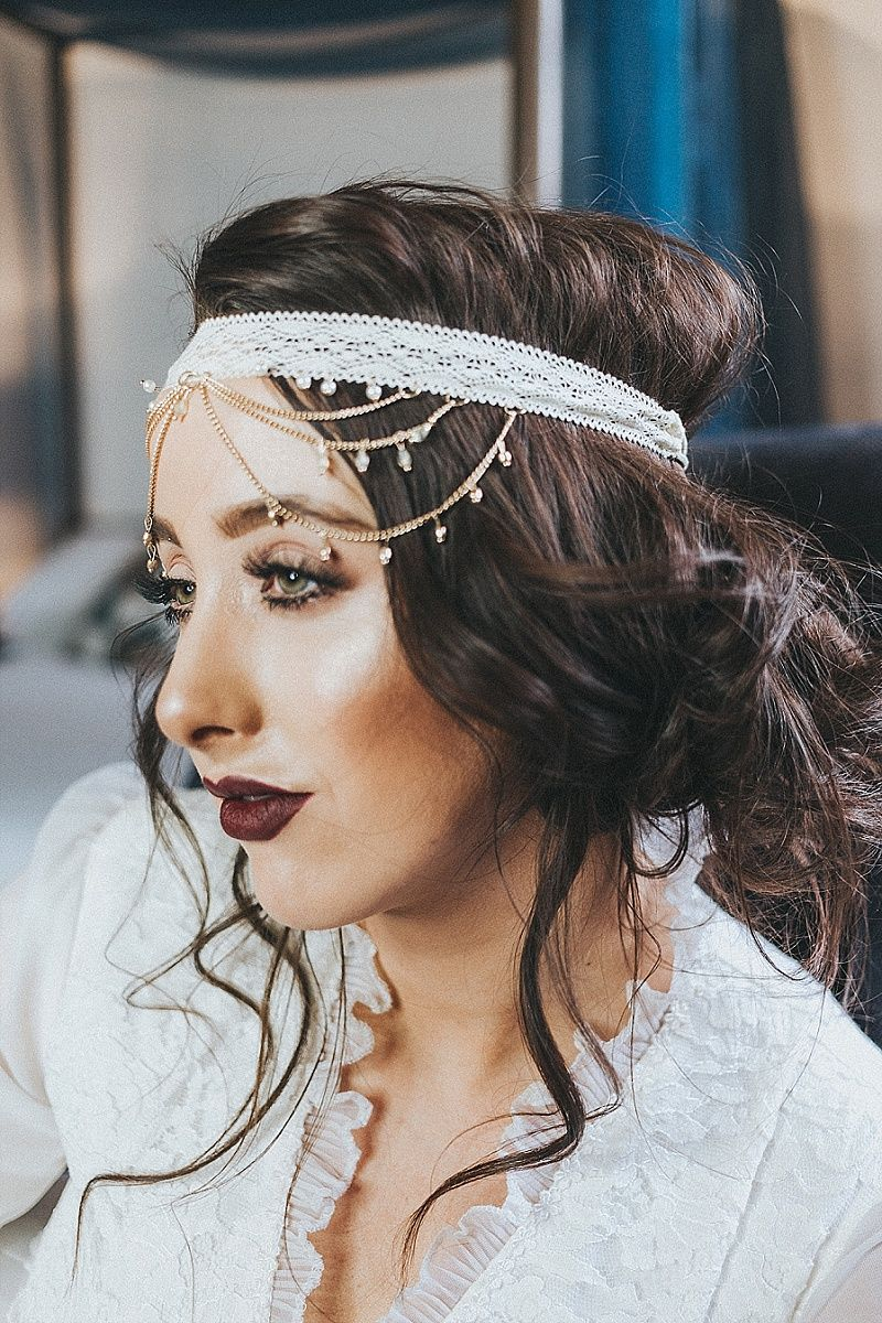modern vintage: a styled shoot in the north west | bridal
