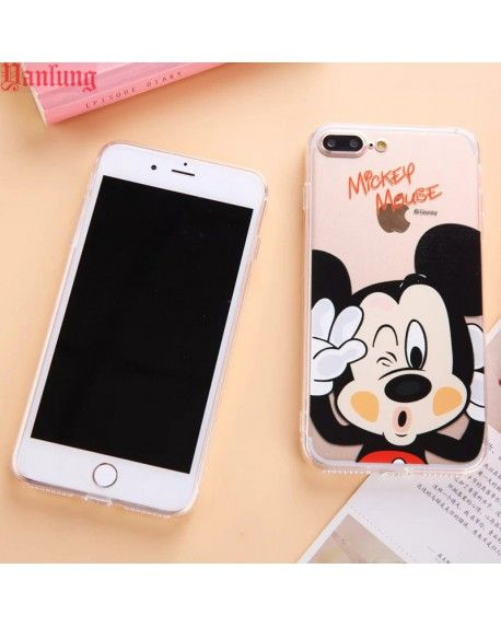 f5682987 FUNDA DISNEY MICKEY MOUSE. Fundas Disney para iPhone 7, 7 Plus ...