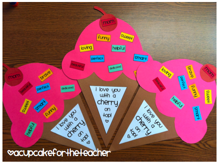 What an adorable Mother's Day activity!! Future idea :)   Holiday ...