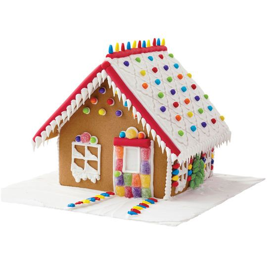 Purchase The Wilton Pre Baked Gingerbread House Kit At Michaels Com