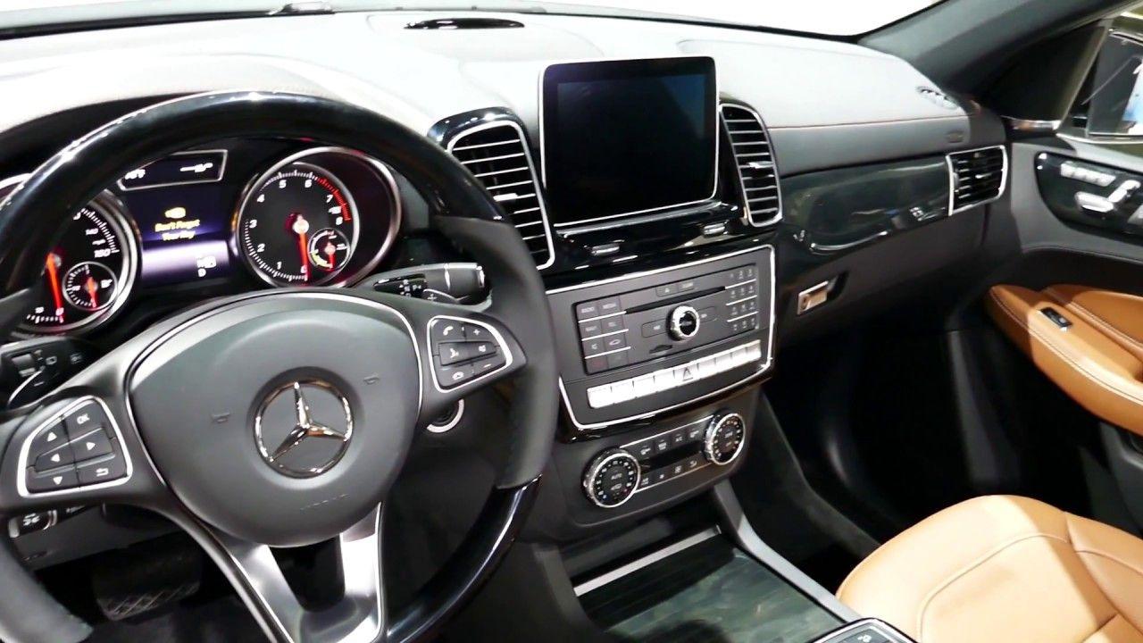 New 2018 Mercedes Benz Gle 550e 4matic Plug In Hybrid Suv Interior