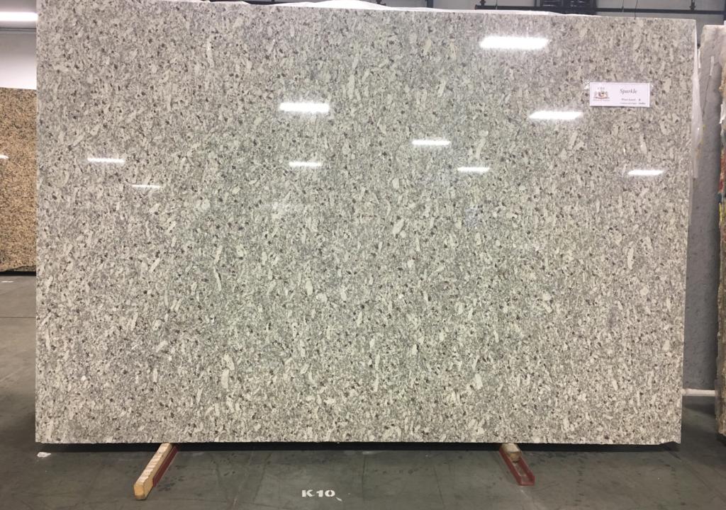 Jack N Jill Bath Granite Countertop Sparkle With 1 4 Bevel Tile Accent Wall Granite Countertops Granite Kitchen