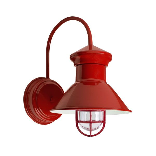 The Cooper Sconce Barn Light Electric