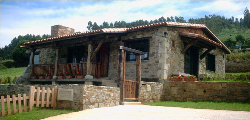 Construcciones r sticas gallegas casas r sticas de piedra inicio casas casas casas - Rusticas gallegas ...