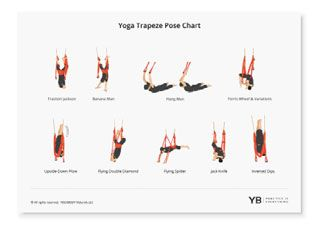 how to setup  hang your yoga trapeze® inversion swing