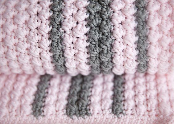 This Is An Adorable And Free Crochet Baby Blanket Pattern Baby