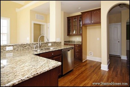 Cathedral Arch Glass Cabinet Doors Kitchen Cabinets Can Be Used To Draw Attention