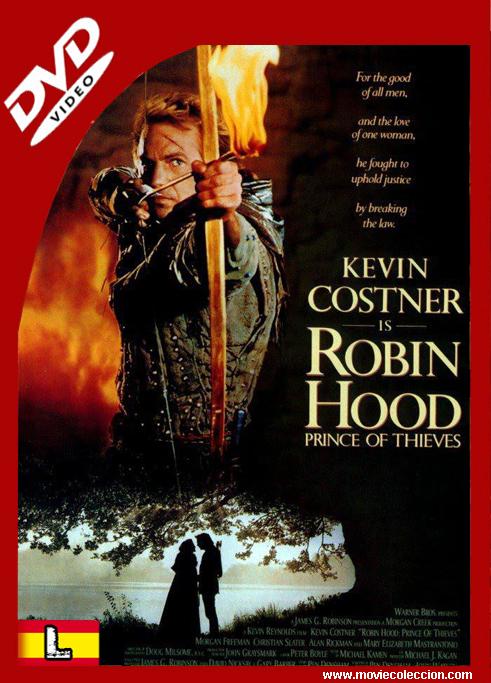 Robin Hood, Príncipe de los Ladrones 1991 DVDrip Latino ~ Movie Coleccion