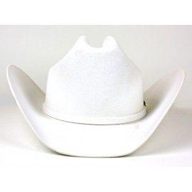 e2e53f277fbd1 JUGO HATS® TEJANA DE HOMBRE HORMA DURANGUENSE 100X BLANCO - Caballeros