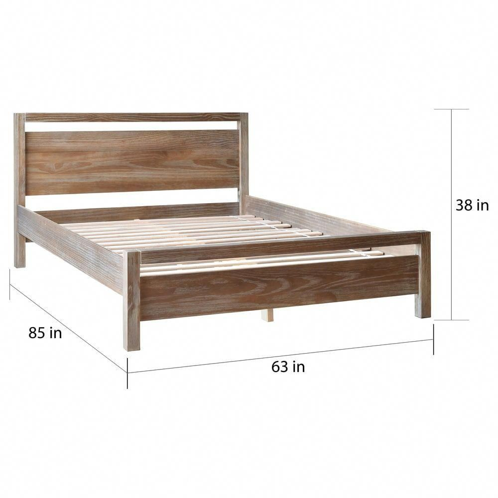 15 Excellent Bed Frames No Box Spring Needed Bed Frame King Heavy Duty Furnitureduco Furnitureruma Rustic Bedroom Furniture Wood Furniture Wood Furniture Diy