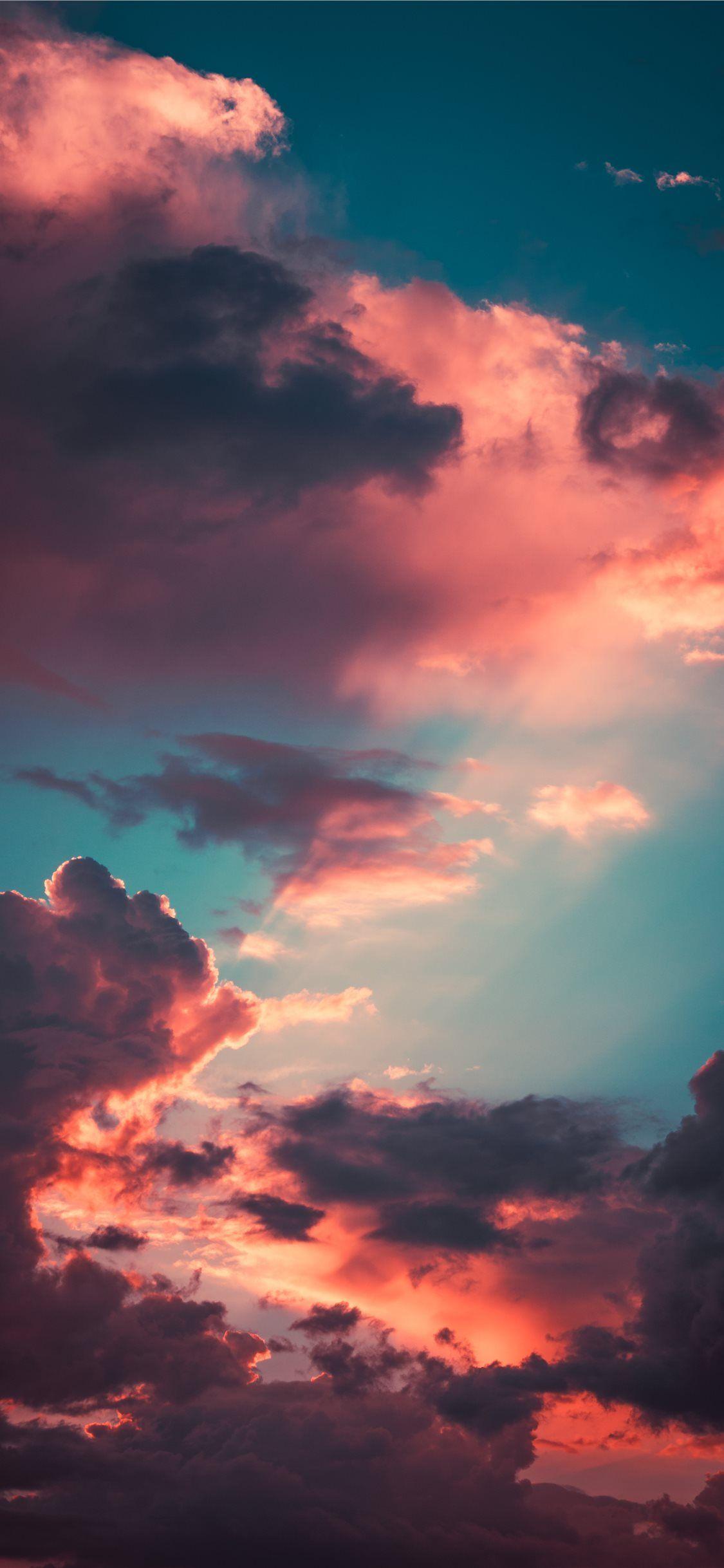 Mon Cloudscape préféré de l'année Fonds d'écran iPhone X