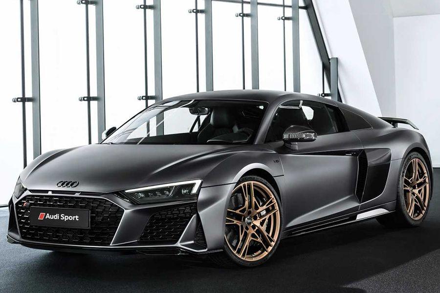 Win a Rare 2020 Audi R8 V10 Decennium + 20k Cash! in 2020