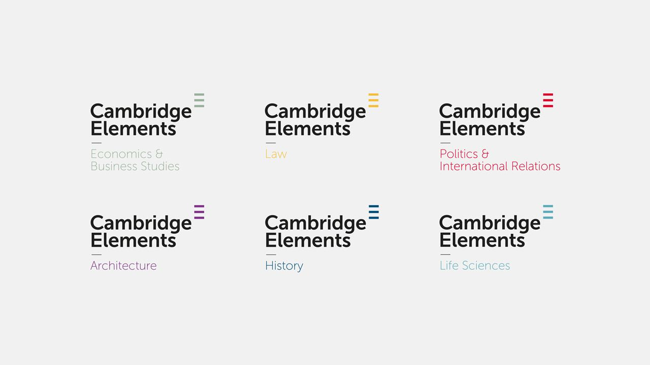 Cambridge Elements Brand Strategy And Design Branding Design Logo Brand Architecture Brand Strategy Design